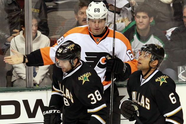 Jaromir Jagr Signs with the Dallas Stars