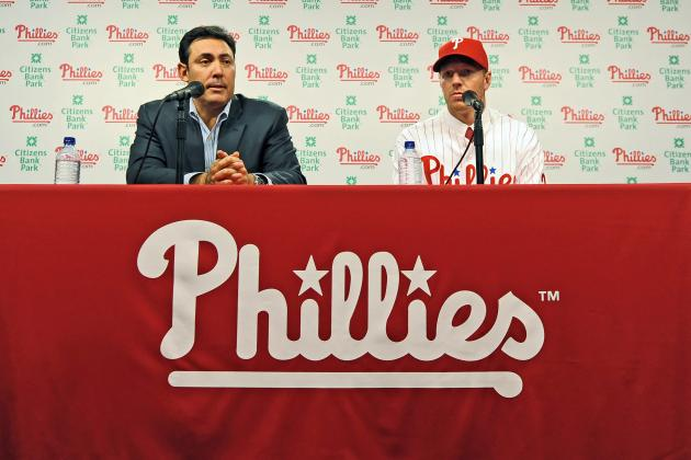 Philadelphia Phillies, Lost Season of 2012: Why Ruben Amaro Jr. Is to Blame
