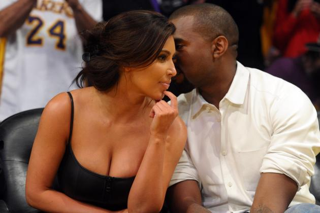 Kim Kardashian Allegedly Caught Sexting Lakers Devin Ebanks