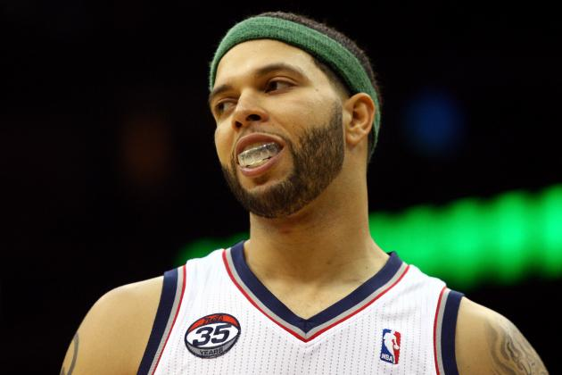 Deron Williams Will Re-Sign with Brooklyn Nets