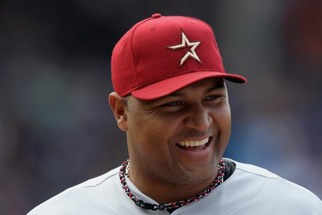 Houston Astros: Does Carlos Lee Trade Veto Mean He'll Sign Extension?