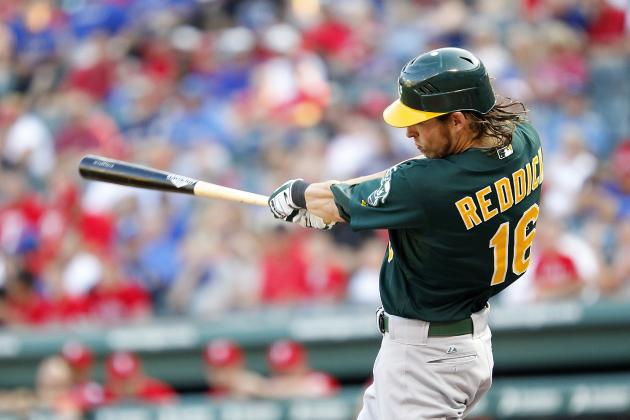 Oakland Athletics: Will A's Sell High on Josh Reddick?