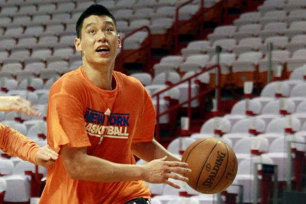 Jeremy Lin: Houston Rockets a Major Competitor to Knicks