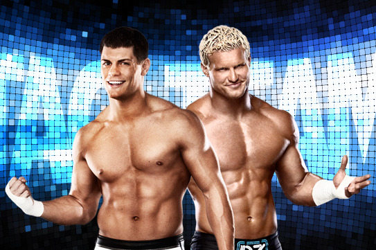 WWE SmackDown: Cody Rhodes and Dolph Ziggler Added to Money in the Bank