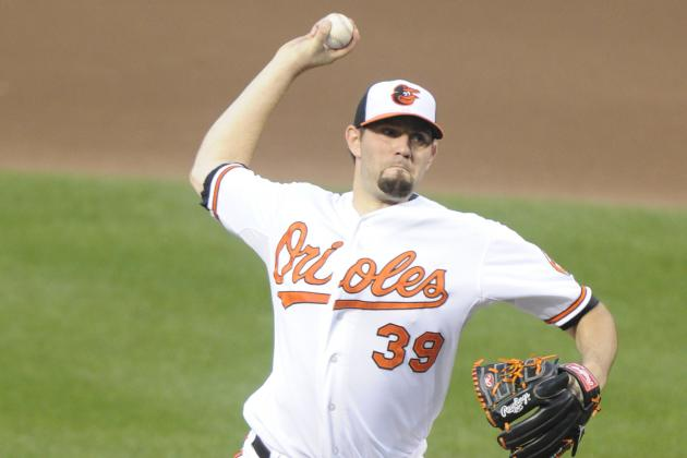 Baltimore Orioles: Starting Pitching Is Key to 2012 Playoff Push