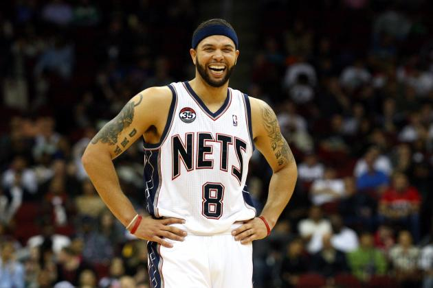 Why Deron Williams Re-Signing with the Nets Means the Mavericks Should Rebuild