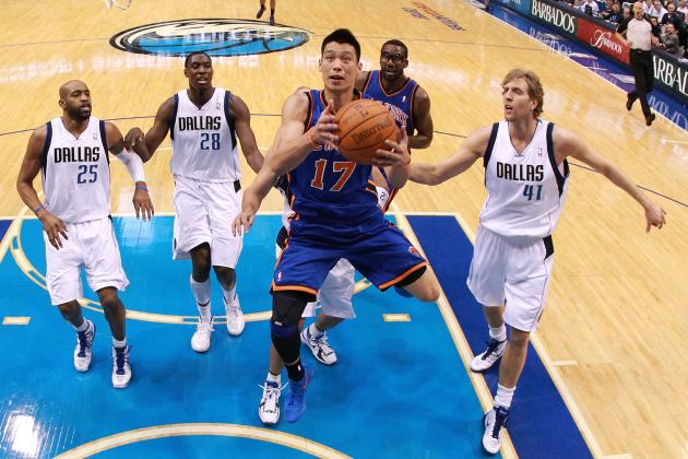Report: Dallas Mavericks Pursuing Steve Nash and Jeremy Lin
