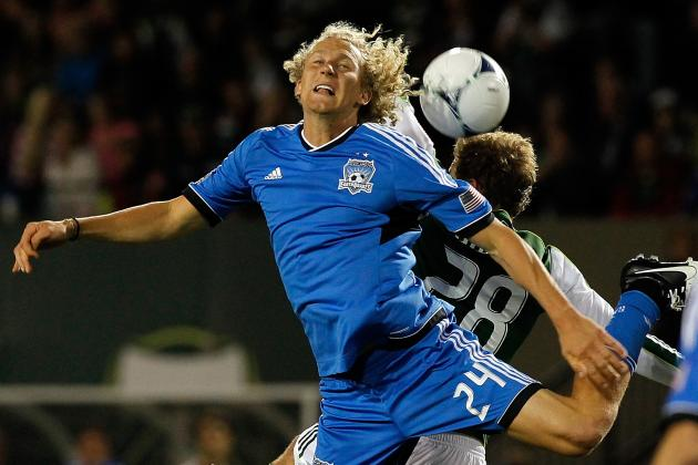 San Jose Earthquakes' Comeback Falls Short in 2-1 Road Loss to Portland Timbers