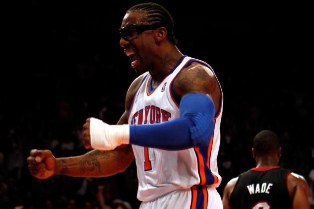 How Can New York Knicks Motivate Amar'e Stoudemire for Next Season?