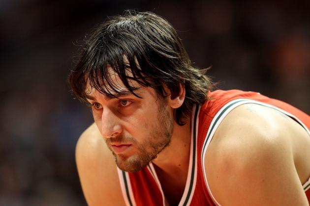 Golden State Warriors' Best Option to Back Up Andrew Bogut Is a Rookie?