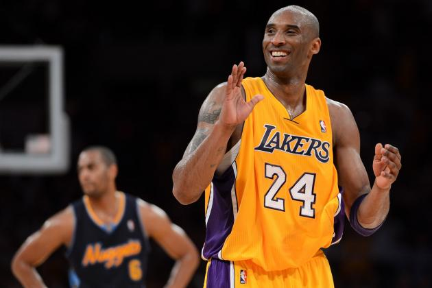 LA Lakers: Is Kobe Bryant the Best Player to Ever Put on a Lakers Uniform?