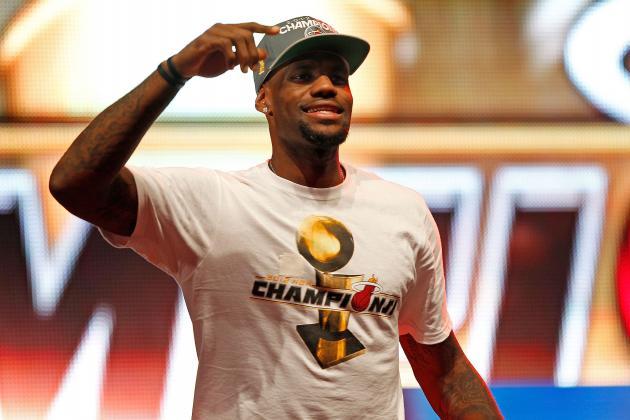 LeBron James: Why the King Will Repeat as NBA MVP Next Season