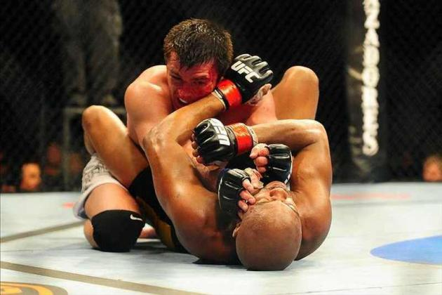 UFC 148: Chael Sonnen Paid Vinny Magalhaes Double for Anderson Silva Fight