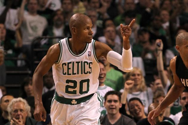 Ray Allen Might Not Be Done with Boston Celtics, Despite Jason Terry Signing