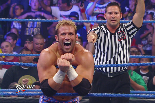 WWE Smackdown: Zack Ryder Wins Battle Royal, Becomes SmackDown GM for Next Week