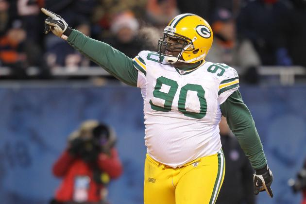 B.J. Raji and a Prediction of the Green Bay Packers D-Line Rotation in 2012