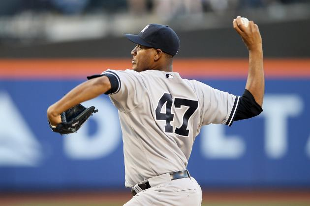 Is Ivan Nova Ready to Reclaim the No. 2 Starter Spot Behind CC Sabathia?