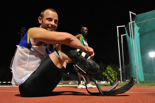 Double Amputee Pistorius Set to Run in Olympics