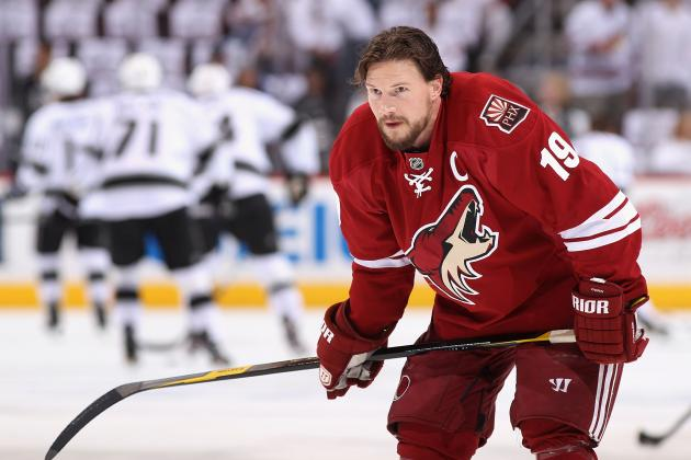 NHL Free Agents 2012: Shane Doan and Veterans Contenders Will Pursue