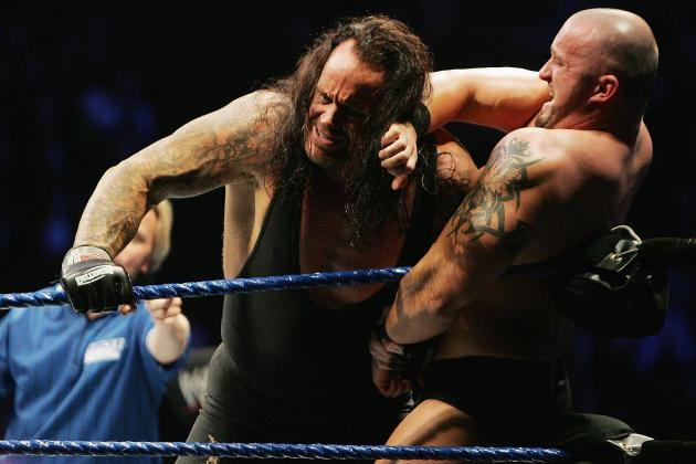 WWE Rumors: Undertaker, Rey Mysterio, SmackDown Results & Wednesday's WWE Buzz