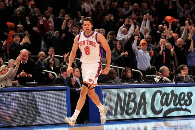 NBA Free Agency 2012: Why New York Knicks Should Let Landry Fields Walk