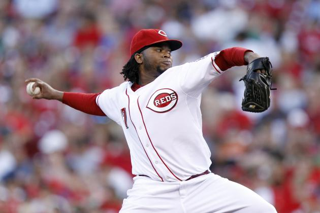 MLB All-Star Game 2012: Tony La Russa Was Wrong to Snub Johnny Cueto