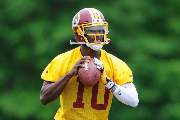 Washington Redskins: RGIII's Closest Pro Player Comparison