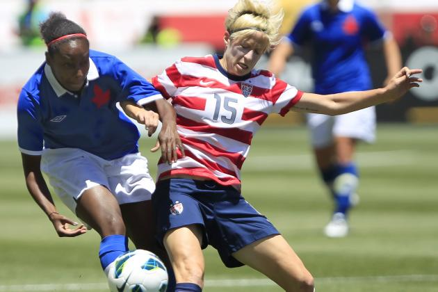 London 2012: Why Megan Rapinoe Is US Women's National Team's X-Factor