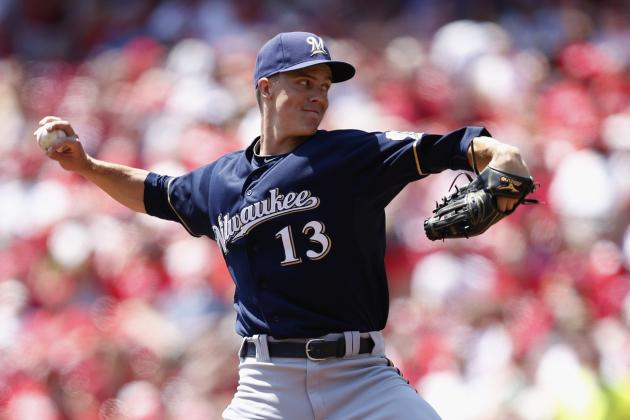 MLB Trade Rumors: St. Louis Cardinals the Favorite for Zack Greinke?