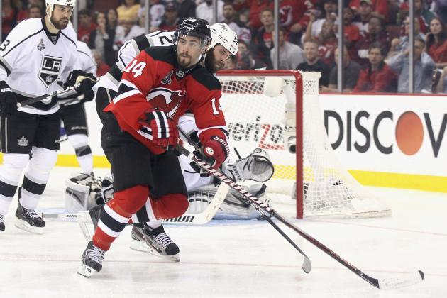 Zach Parise Signs with Minnesota Wild, Devils Have Easy Choice for Next Captain