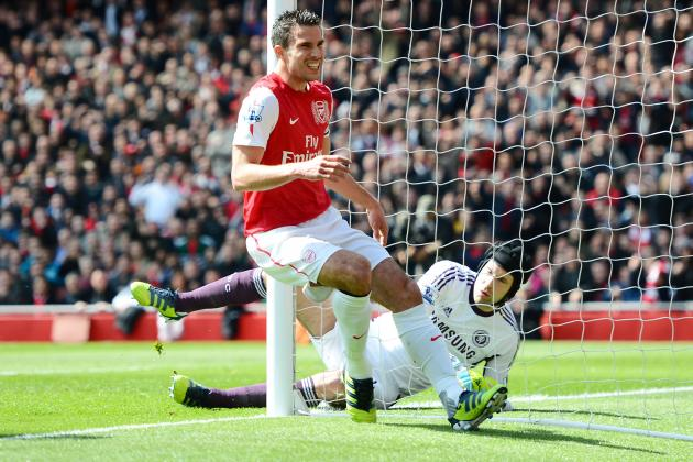 Arsenal FC: What Robin Van Persie's Decision Means for Gunners' Future