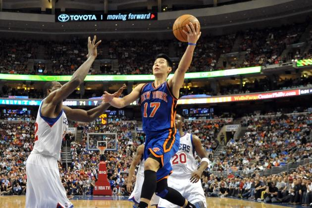 NBA Rumors: Houston Rockets Give Jeremy Lin Best Chance to Succeed