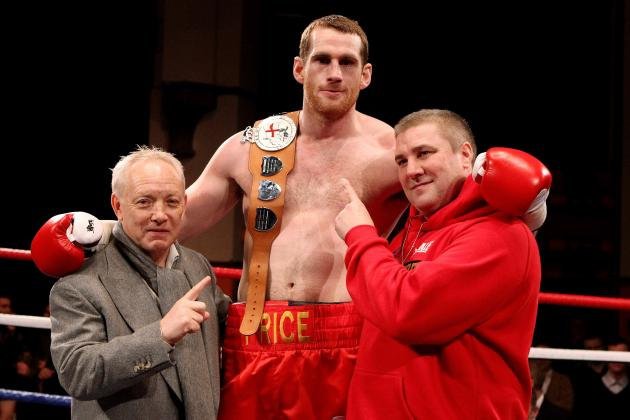 David Price: Is the Englishman the Next Great Heavyweight?