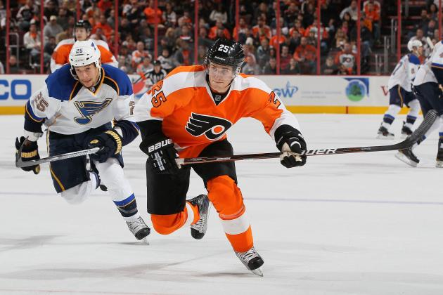 NHL Free Agency 2012: Why the St. Louis Blues Should Sign Matt Carle