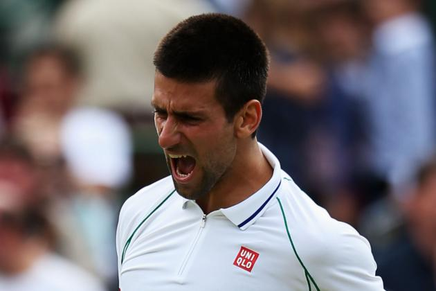 Wimbledon 2012 Results: Highlights and Top Performers from Latest Action