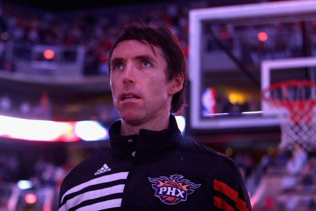 NBA Trade Rumors: How Steve Nash to New York Knicks Changes the Title Picture