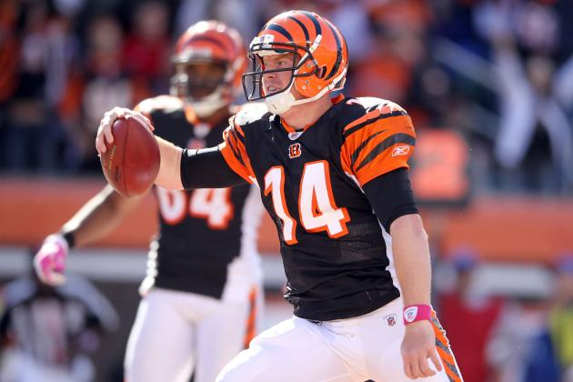 Comparing Andy Dalton to Drew Brees and His Potential as a Top 10 Quarterback