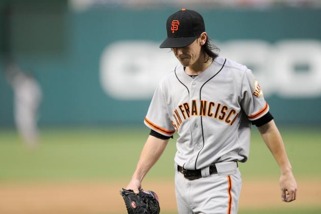 What If the San Francisco Giants Wanted to Trade Tim Lincecum?