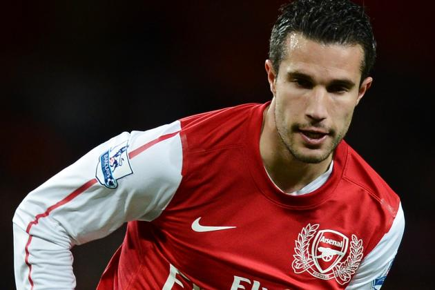Decision Shows Robin Van Persie's Clouded Judgement