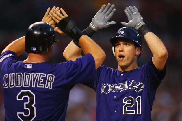 Colorado Rockies: Tyler Colvin Needs More Consistent at-Bats