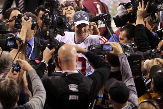 Counting Down the Top 10 Players in the NFC East: No. 4, Eli Manning