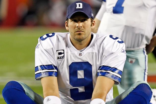 Counting Down the Top 10 Players in the NFC East: No. 3, Tony Romo