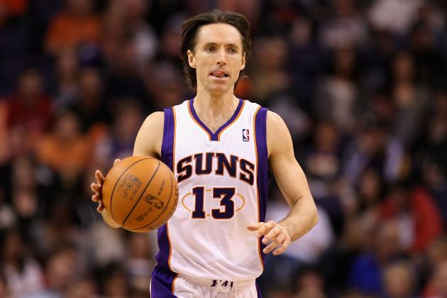 Report: L.A. Lakers to Receive Steve Nash from Phoenix in Sign-and-Trade