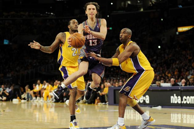 Los Angeles Lakers: Steve Nash May Be the Answer