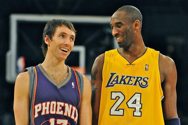 Suns Reportedly Trade Steve Nash to Lakers for Draft Picks