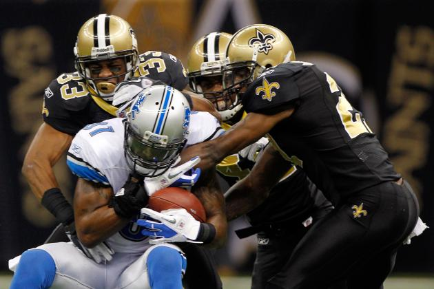 Which 2011 Fantasy Football Wide Receivers Will Fall Back to Earth in 2012?