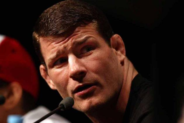 Michael Bisping Says Chael Sonnen Will Defeat Anderson Silva at UFC 148