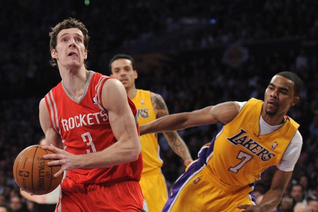 Phoenix Suns: Having Traded Steve Nash, Suns Set Their Sights on Goran Dragic