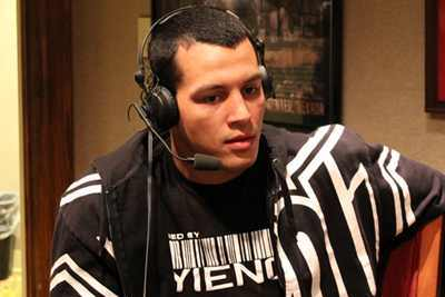 UFC 148: Vinny Magalhaes Predicts Chael Sonnen Can Submit Anderson Silva