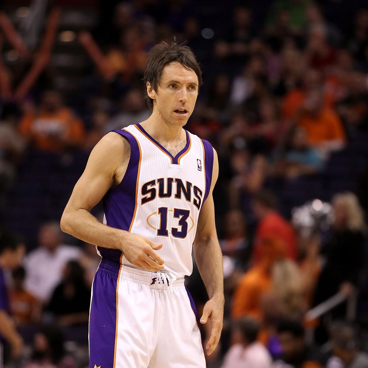 NBA Offseason 2012: Steve Nash To Lakers, Are Josh Smith